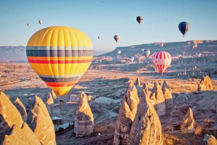 Thổ Nhĩ Kỳ - trải nghiệm thú vị ở đất nước nằm giữa hai Châu lục