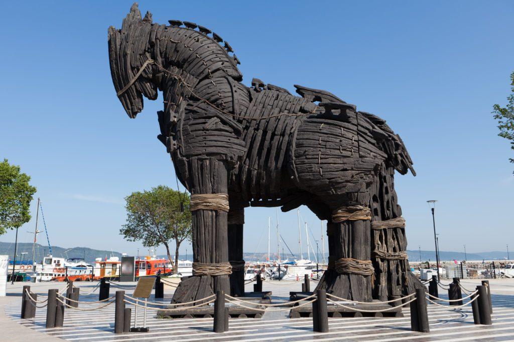 con ngựa trời