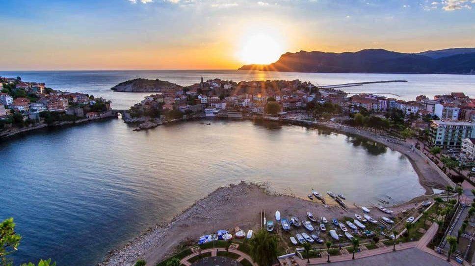 Khám phá bí mật của sự hạnh phúc tại thành phố Sinop Thổ Nhĩ Kỳ